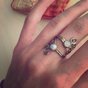 Jewelry - Brass ring from Venice, Italy